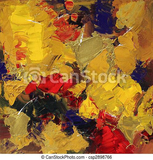 abstract art - csp2898766
