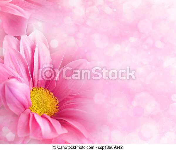 Abstract floral backgrounds for your design - csp10989342