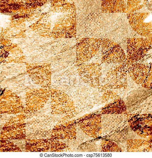 Abstract Seamless pattern background. Vector Illustration - csp75613580