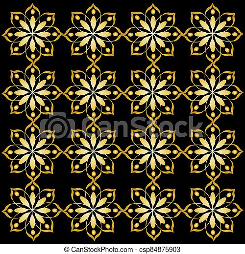 Abstract wallpaper pattern background. Vector illustration. - csp84875903