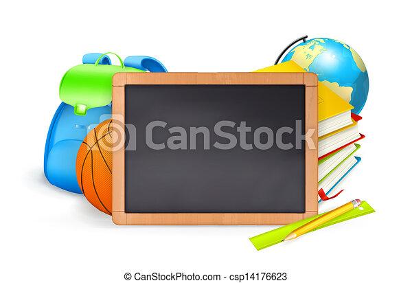 Back to School, baner - csp14176623