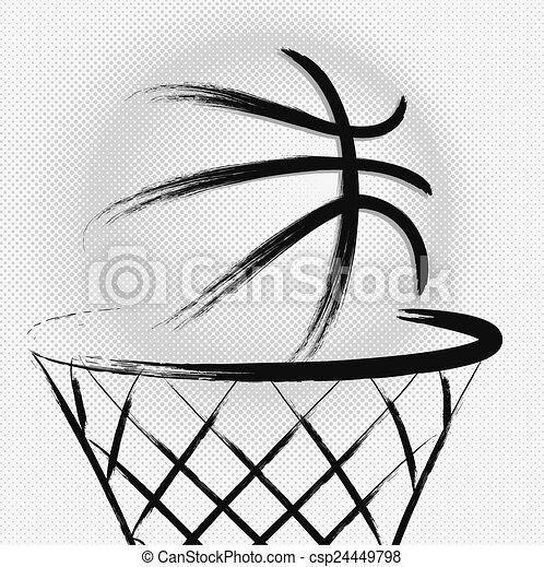 Basketball - csp24449798