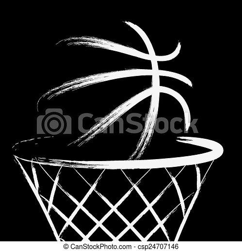 Basketball - csp24707146