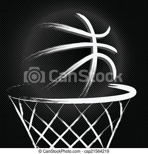 Basketball - csp21564219