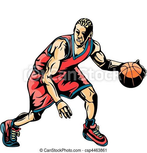 Basketball - csp4463861