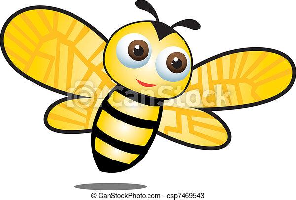 Bee - csp7469543