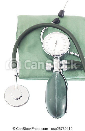 Blood pressure - csp26759419