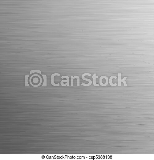 Brushed metal, template background. EPS 8 - csp5388138