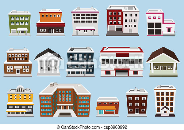 building collection - csp8963992