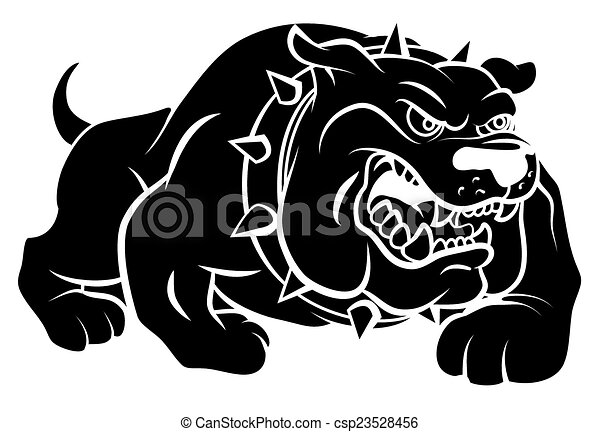 Bulldog - csp23528456