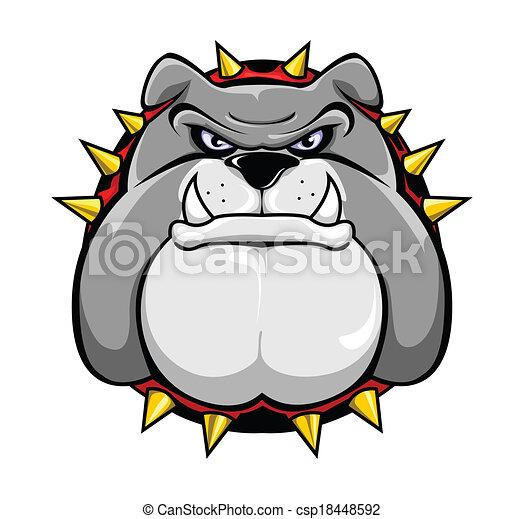 Bulldog - csp18448592