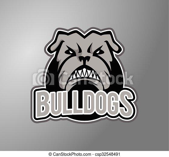 Bulldog - csp32548491