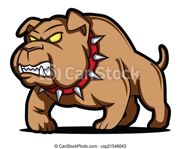 bulldog - csp21546643