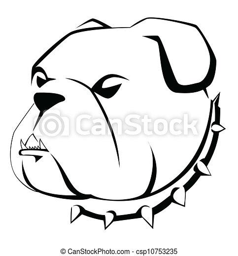 bulldog - csp10753235