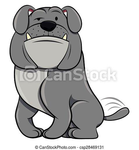 Bulldog - csp28469131