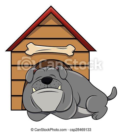 Bulldog - csp28469133