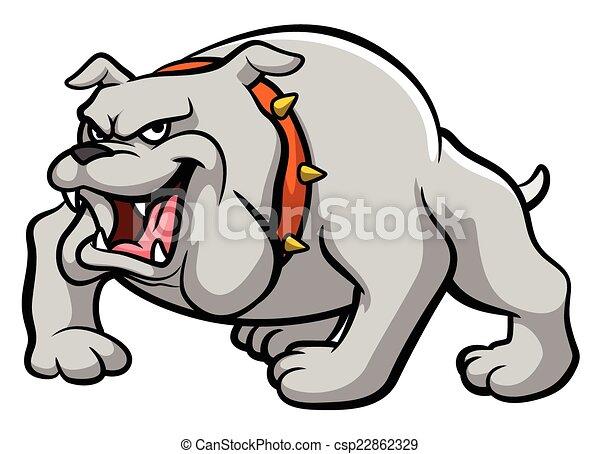 Bulldog - csp22862329