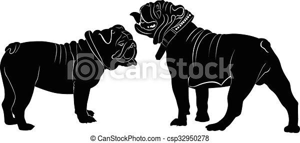 bulldog - csp32950278