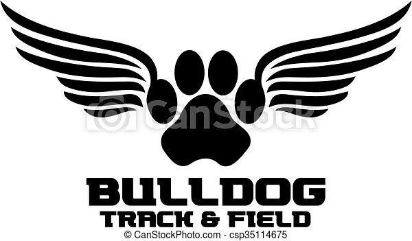 bulldog track - csp35114675