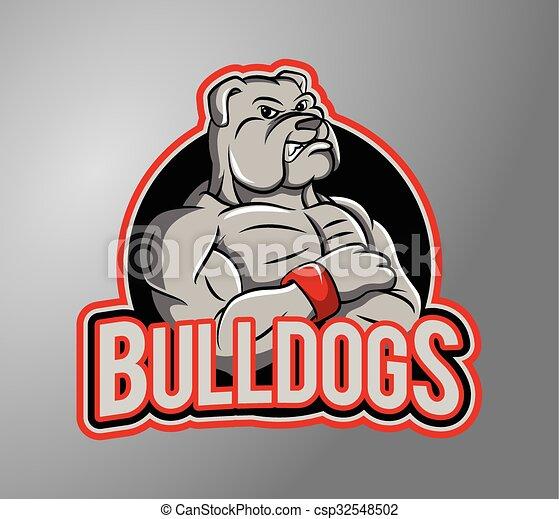 Bulldog - csp32548502