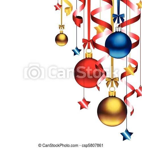 Christmas Background - csp5807861