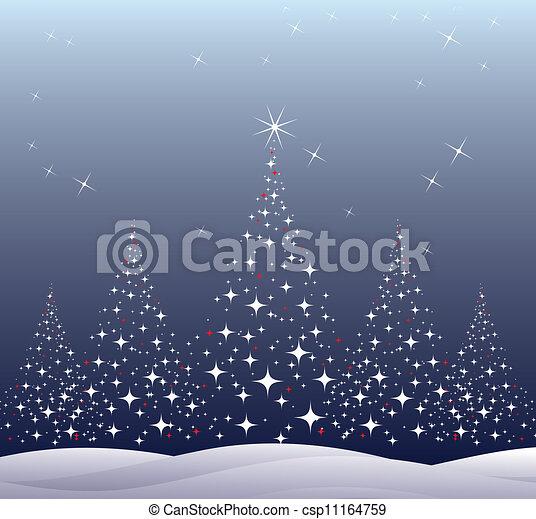 christmas greeting card - csp11164759