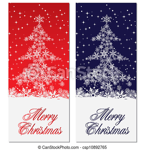 christmas tree - csp10892765