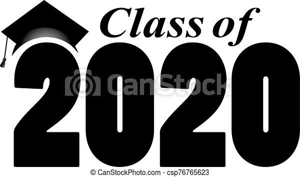 Class of 2020 Banner - csp76765623