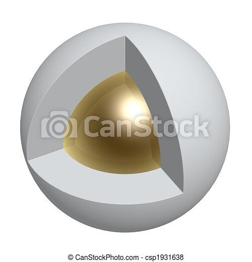core of sphere - csp1931638