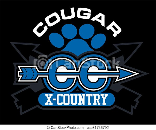 cougar cross country - csp31756792