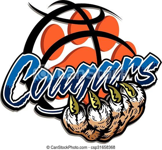 cougars basketball - csp31658368