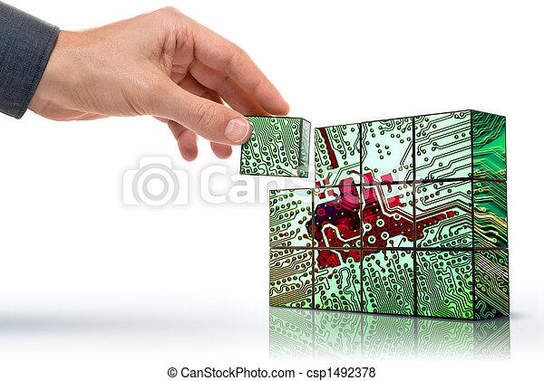 creating technology - csp1492378