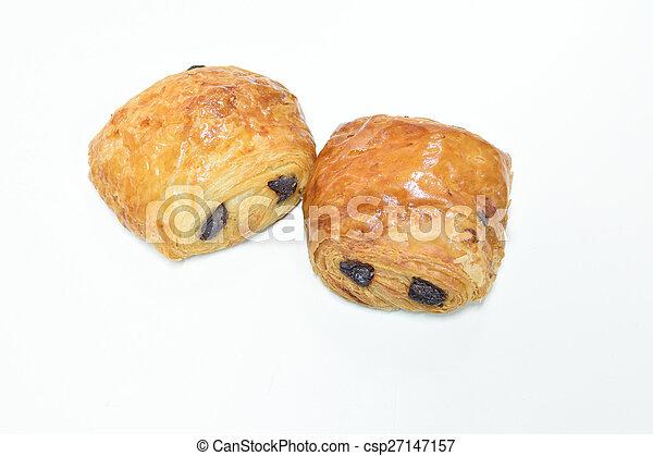Croissant bread - csp27147157