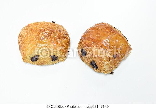 Croissant bread - csp27147149