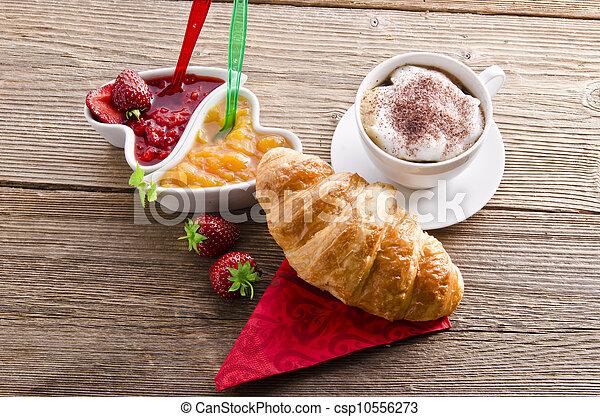 Croissant - csp10556273