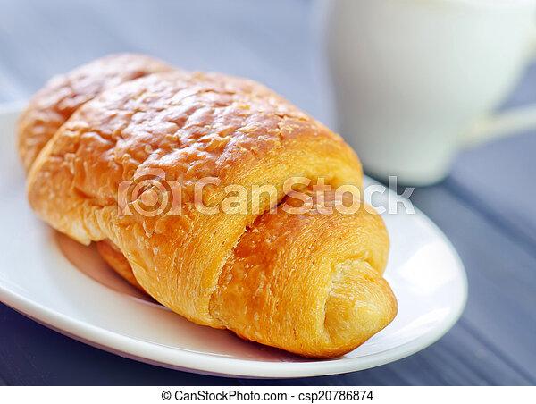 croissant - csp20786874