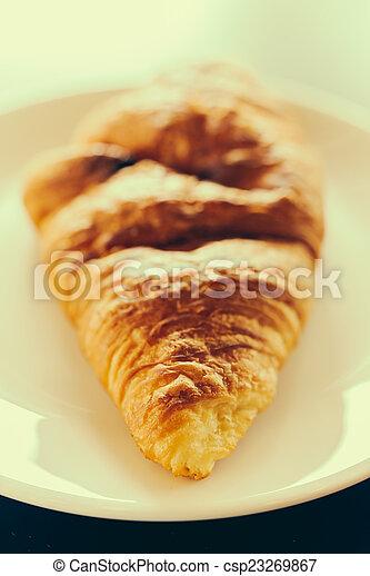 Croissant - csp23269867