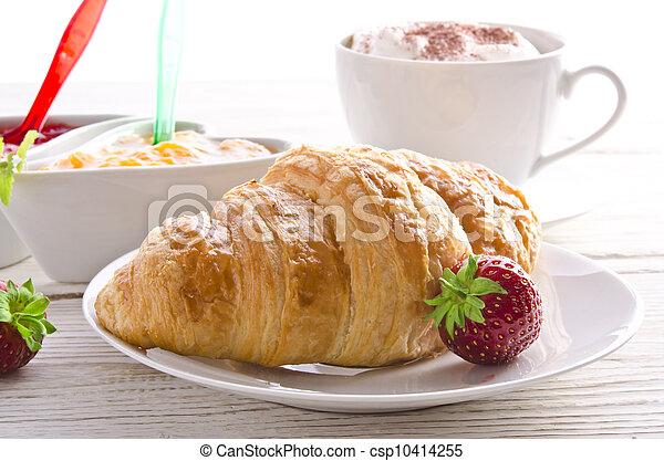 Croissant - csp10414255