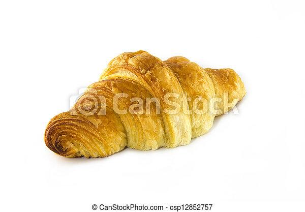 Croissant - csp12852757