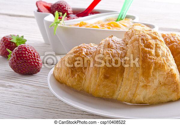Croissant - csp10408522