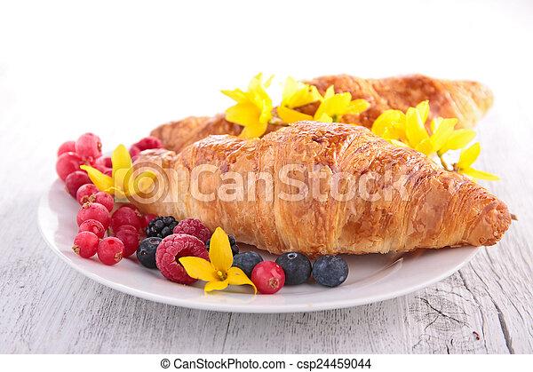 croissant - csp24459044
