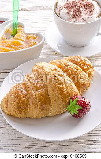 Croissant - csp10408503