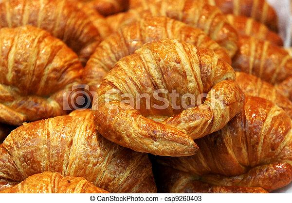 Croissant - csp9260403