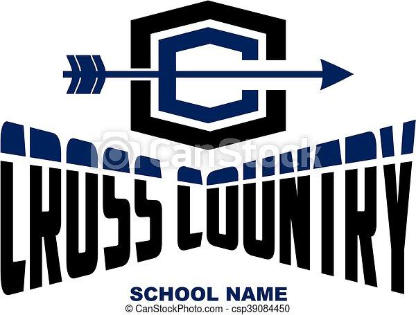 cross country - csp39084450