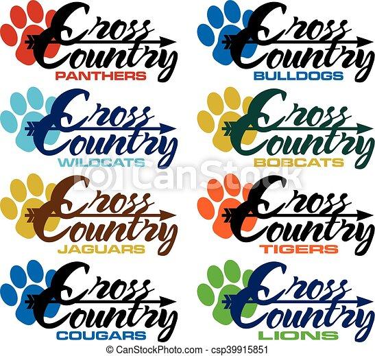 cross country - csp39915851