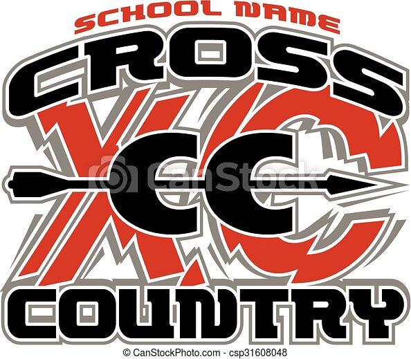 cross country - csp31608048