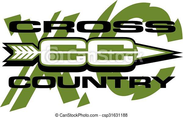 cross country - csp31631188
