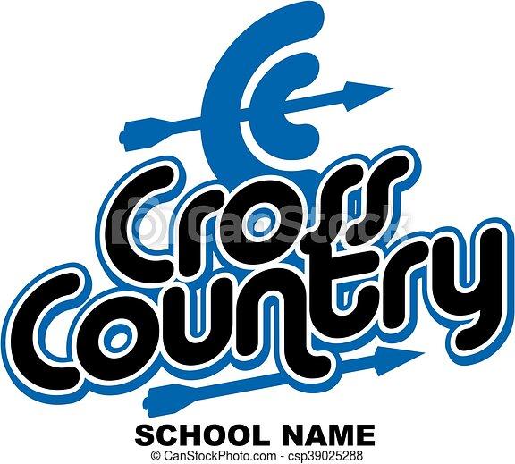 cross country - csp39025288