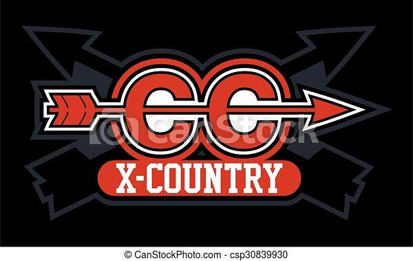 cross country - csp30839930