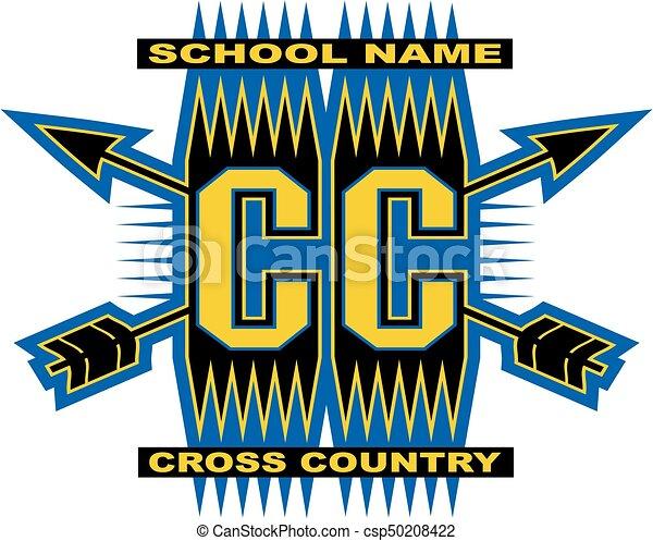 cross country - csp50208422